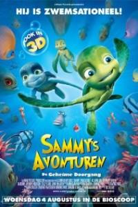 Sammy's avonturen De geheime doorgang